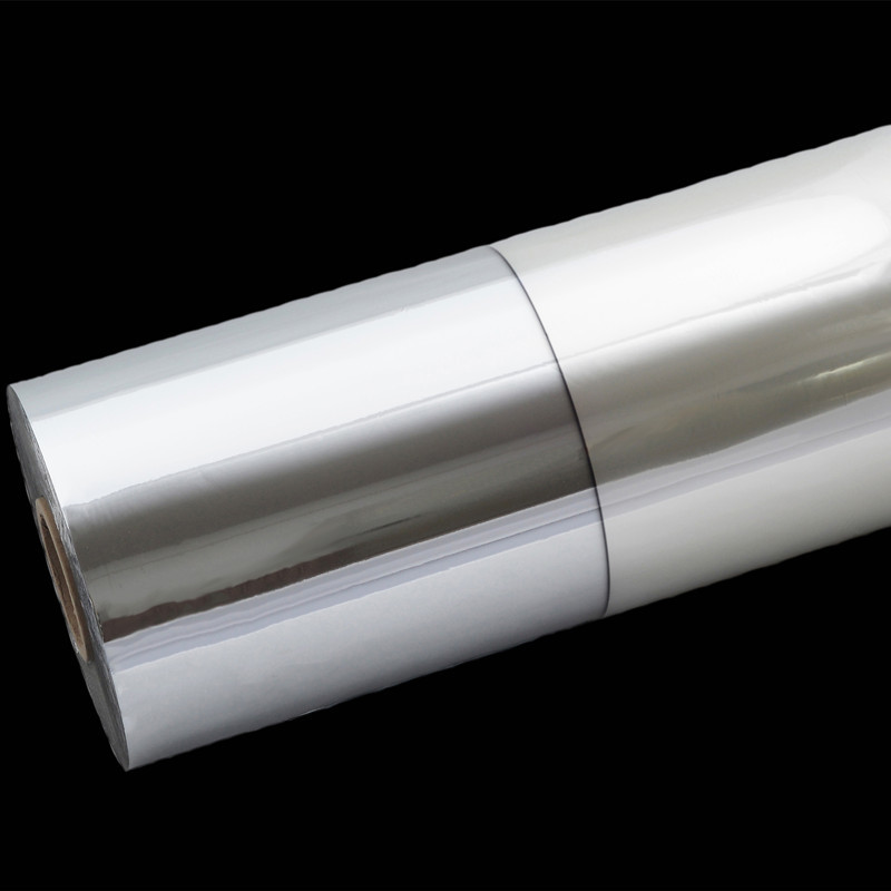 Window Metallized PET film ( Stripe metallizing film; Partial metallizing film)