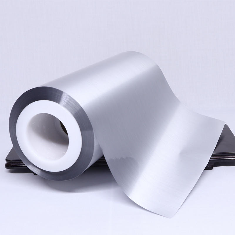Cailong Good metallic gloss metalized pet film China for product-1