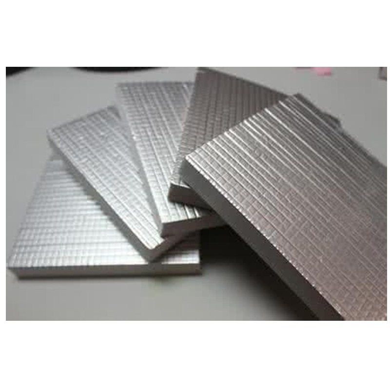 Double side metallized PET film-7
