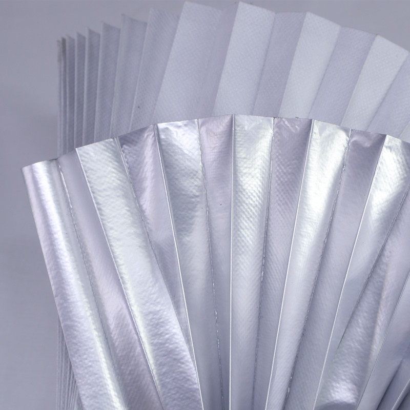 Double side metallized PET film-8