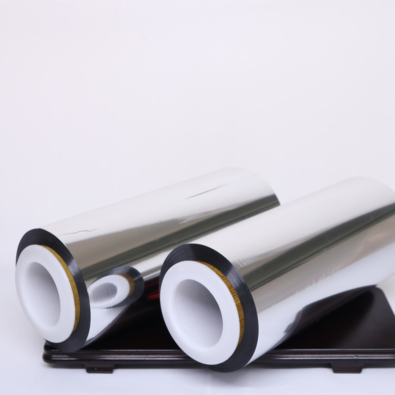 Vacuum Metallized PE Film