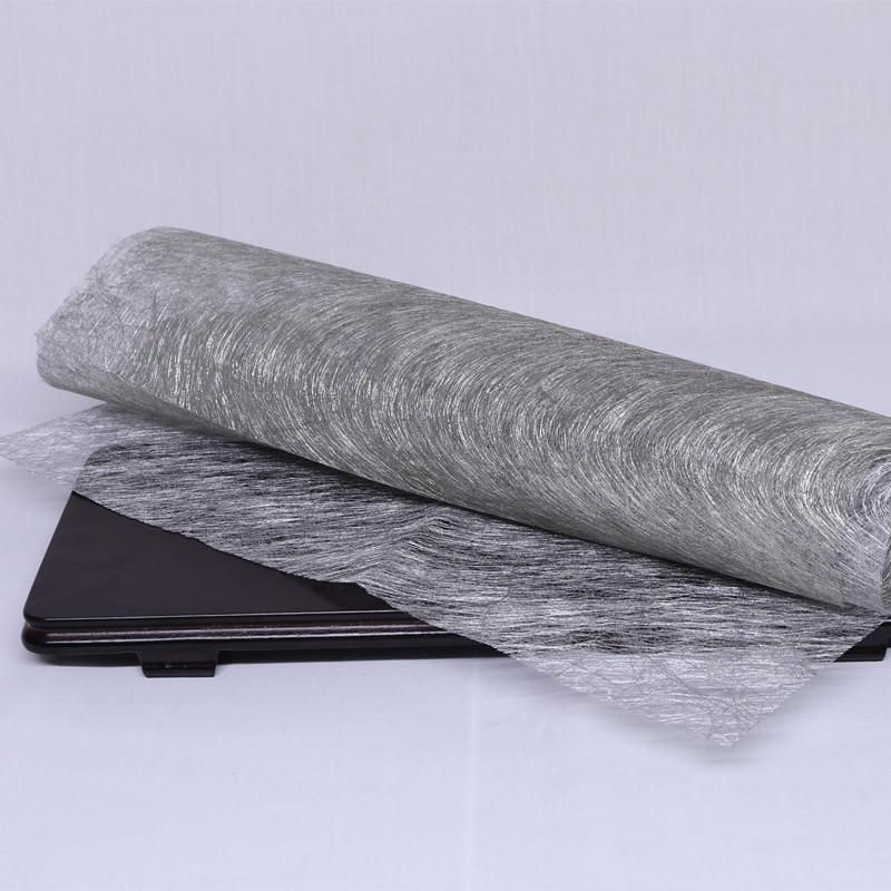Vacuum Metallized metallized film nonwoven from manufacturer for advertising-1