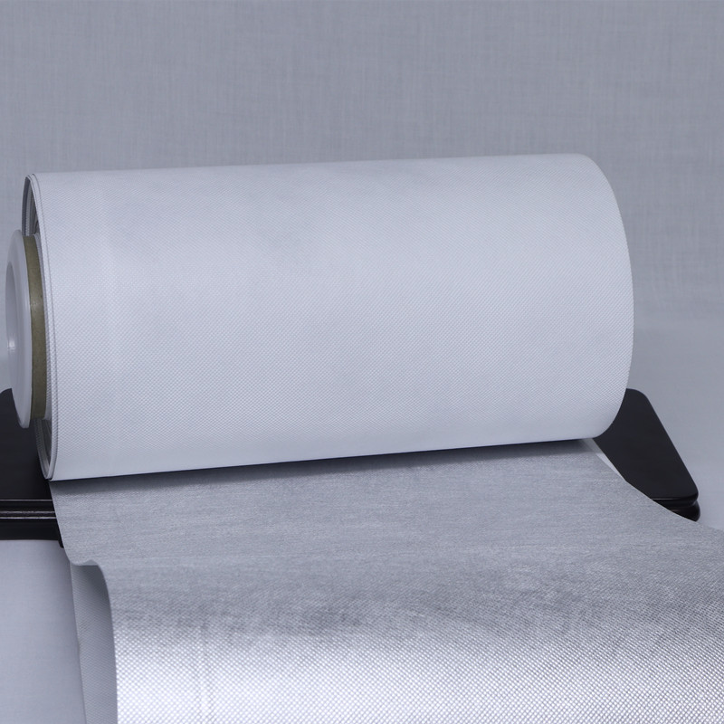 Vacuum Metallized reflective metalized film bopp factory price for advertising-3