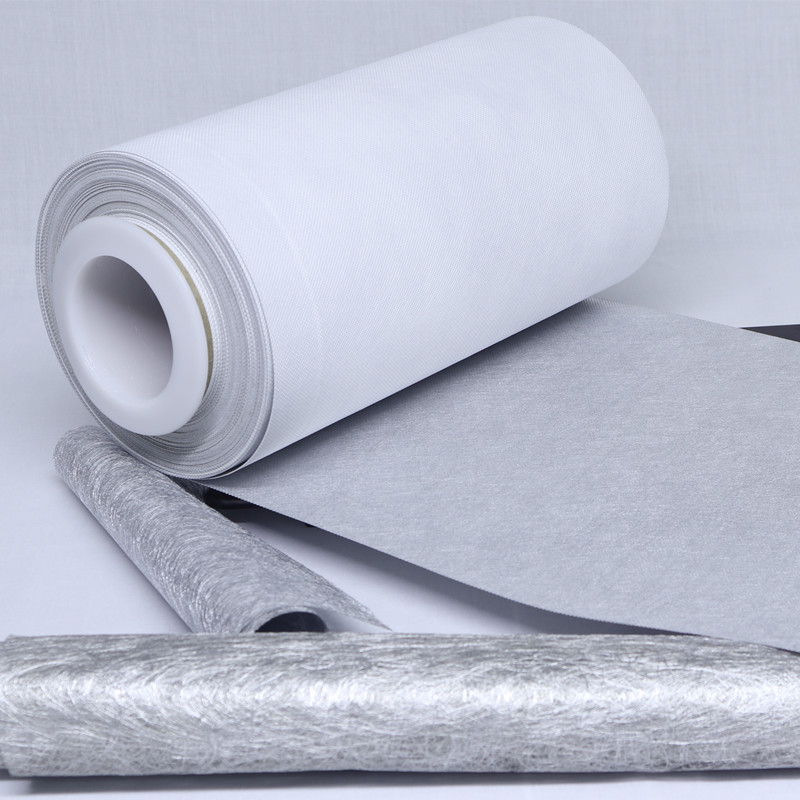 Cailong nonwoven metallized polyester film at discount used for labels-4