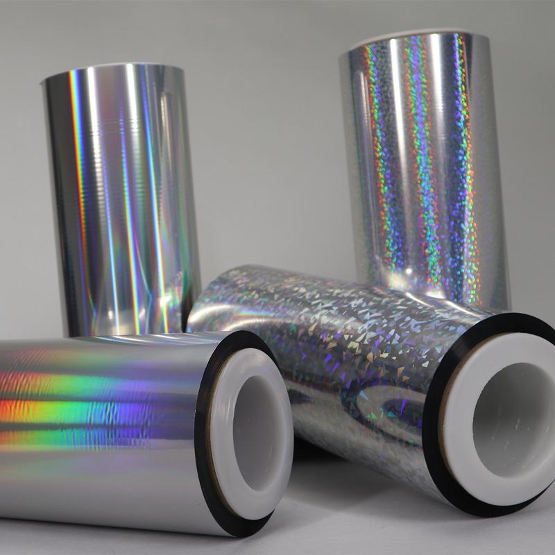 Holographic BOPP Film for lamination