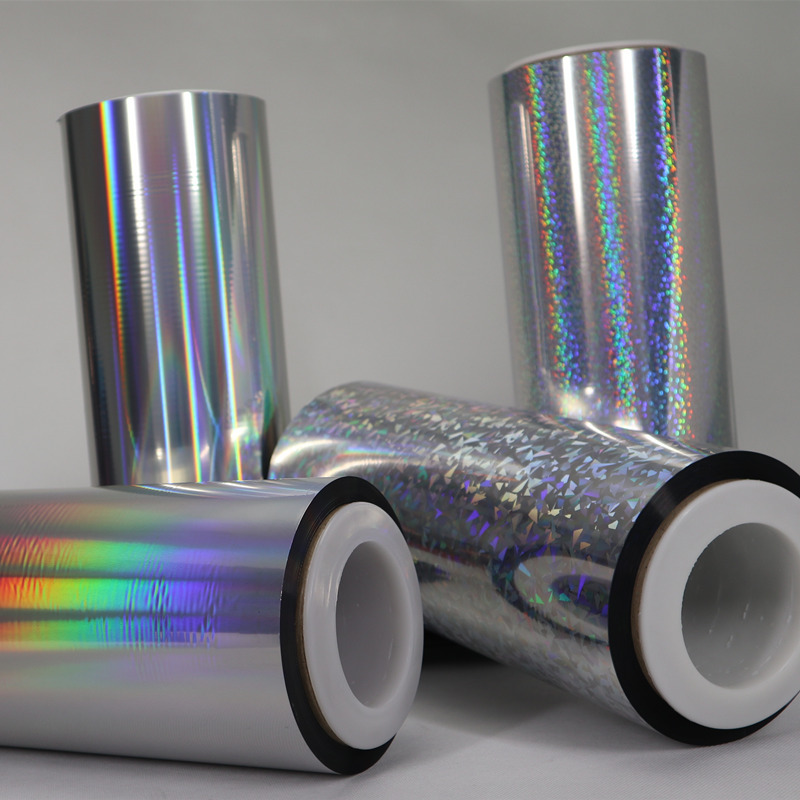 Holographic BOPP Film for lamination