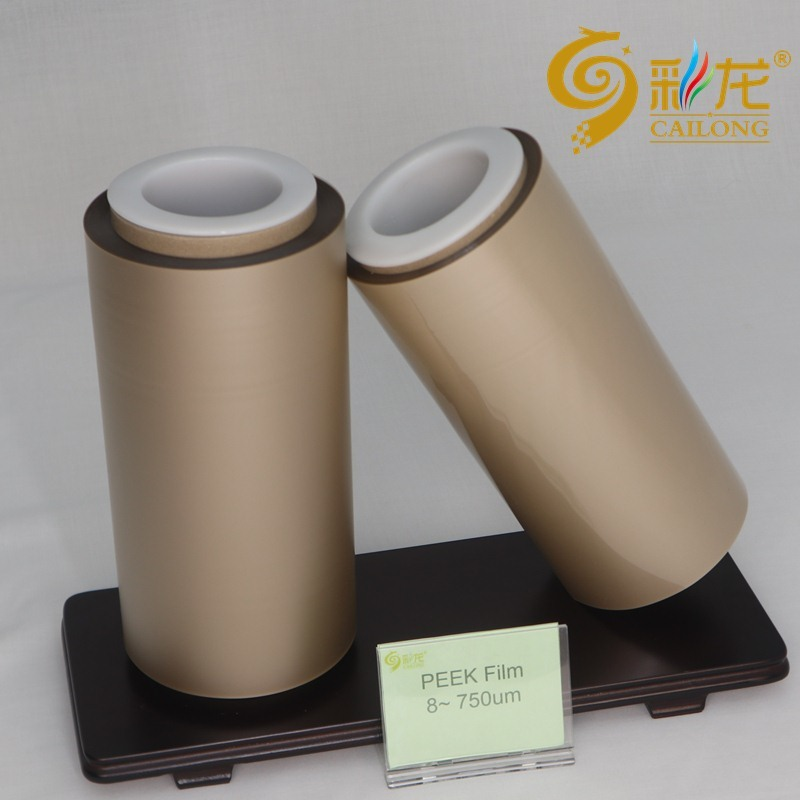 High Temperature resistance PEEK Polyetheretherketone film