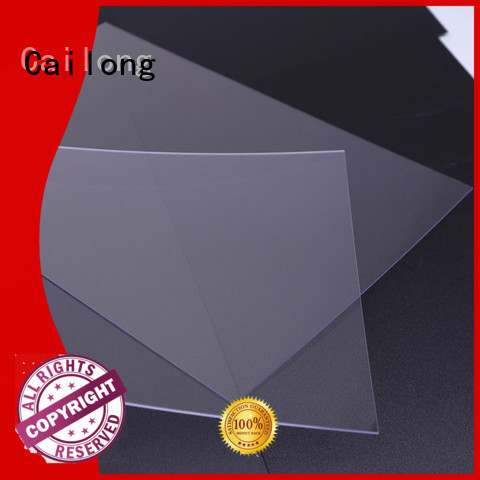 Light Guiding polycarbonate online transparent with good price for optical lenses
