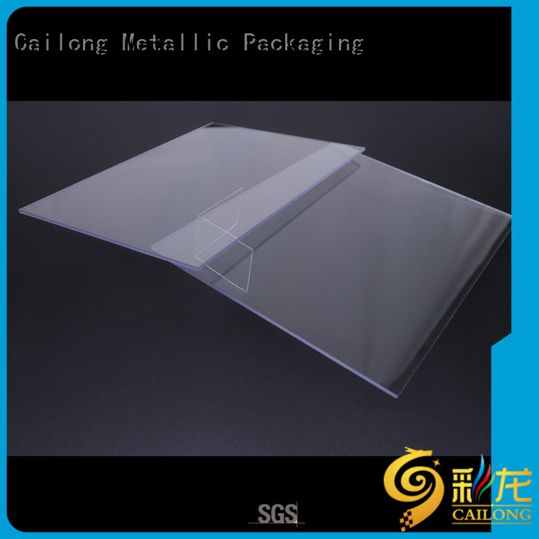 Printing polycarbonate plastic roll factory for LED lighting