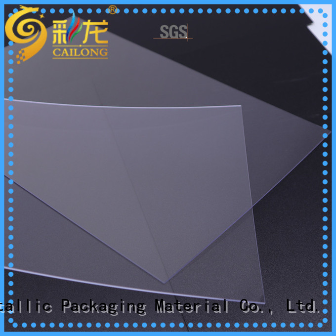 Cailong Light Guiding transparent polycarbonate sheet with many colors for medical equipment