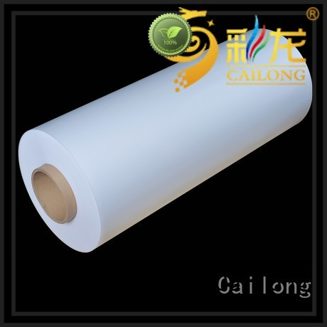 Cailong light polycarbonate film customization for sporting goods