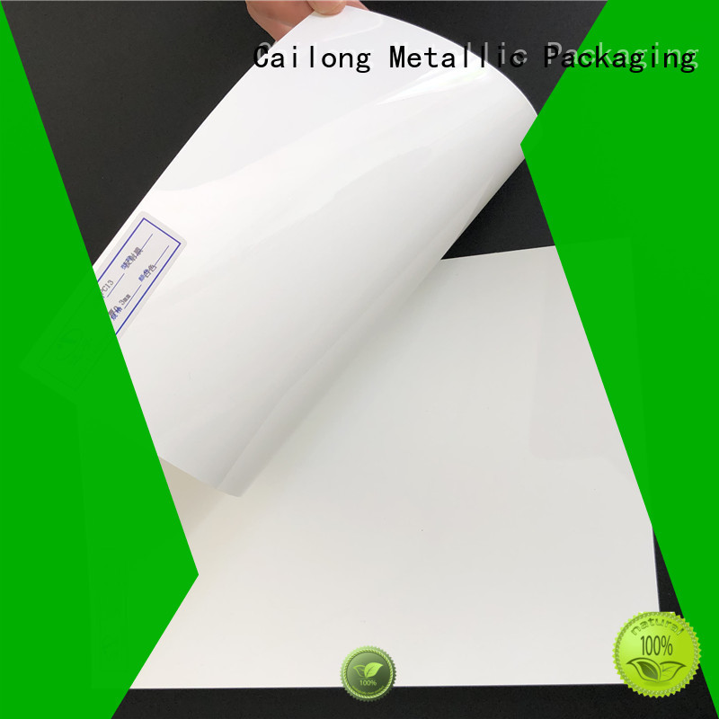 Cailong Textured clear polycarbonate factory price for automobiles