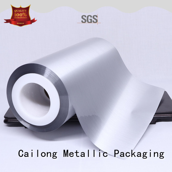Cailong Good Thermal Insulation metallised film type for product