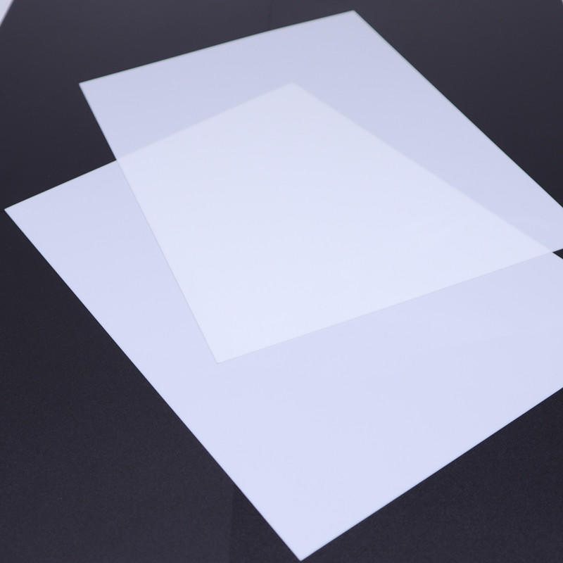Cailong Reflective polystyrene sheets in different color for optical lenses-1