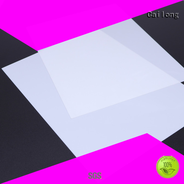 Optical Transparent polystyrene sheets with good price for automobiles