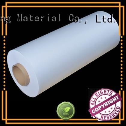 filmsheet clear plastic sheets grade for LED lighting Cailong