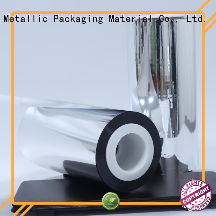 water vapour metalized film metallizing China ffor Decorative
