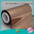 excellent physical properties metalized polyester film with good price used for labels Cailong