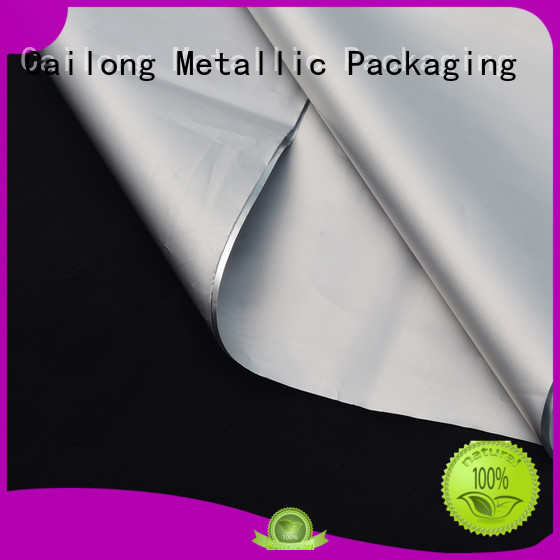 awesome metalized plastic aluminum bulk production for shopping bags