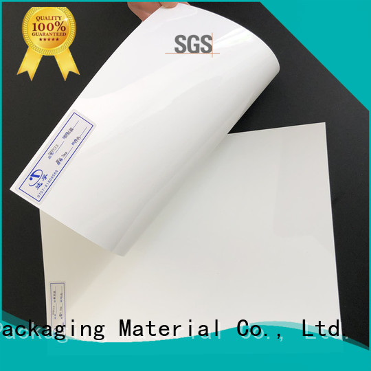 Textured polycarbonate sheet roll factory price for optical lenses Cailong