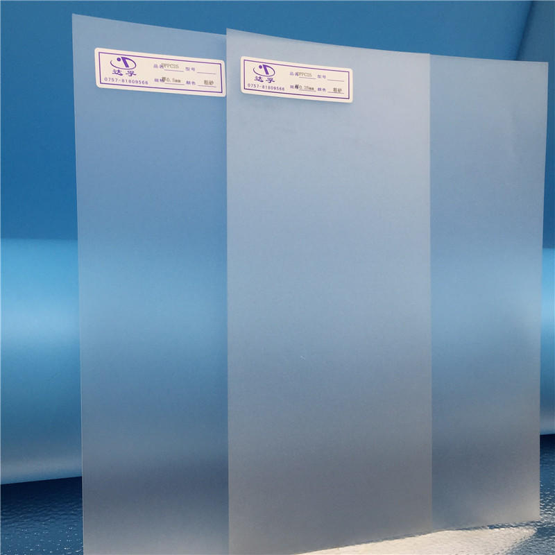 Textured Polycarbonate sheet/film-1