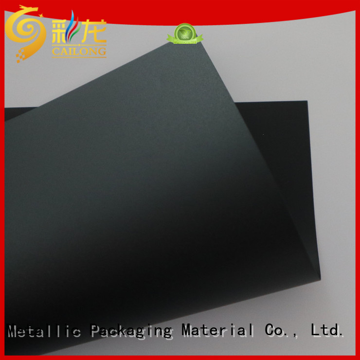 Cailong composite custom polycarbonate sheets in different color for sporting goods
