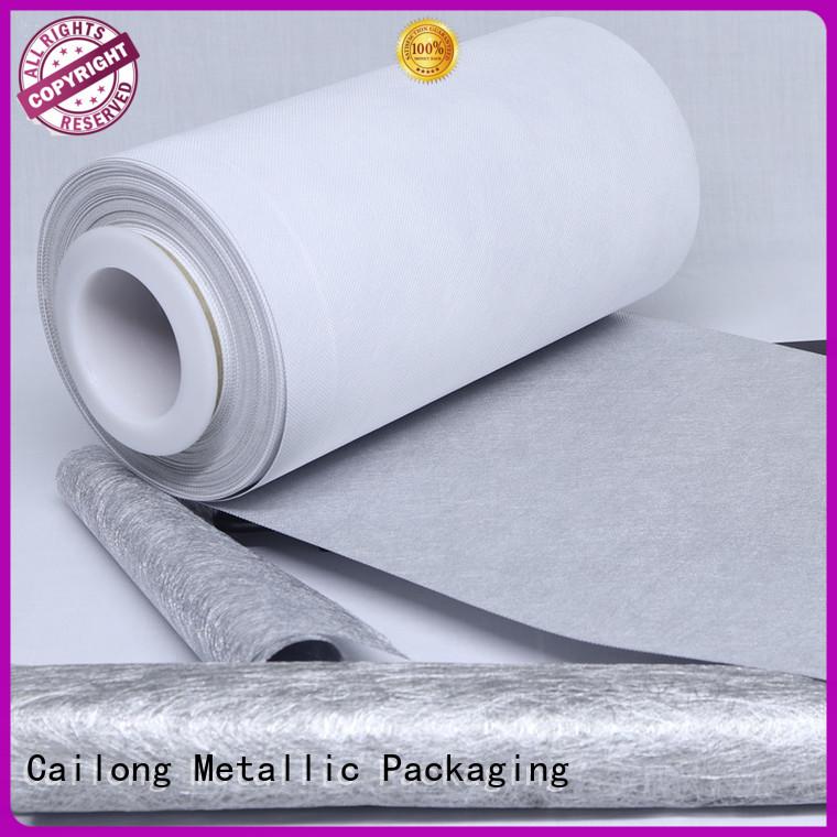 grade metallized plastic film call for cosmesics Cailong