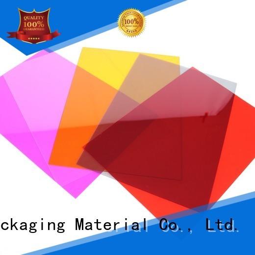 sheetfilm pc film wholesale for optical lenses Cailong