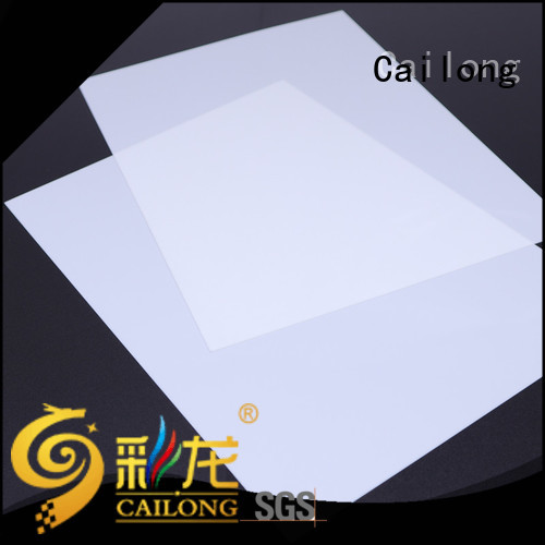 Opaque Color polystyrene sheets sheetfilm customization for aerospace