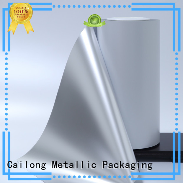 metalized bopp film chemical for cooked food Cailong