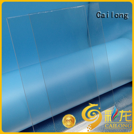 Cailong Transparent polystyrene sheets wholesale for automobiles