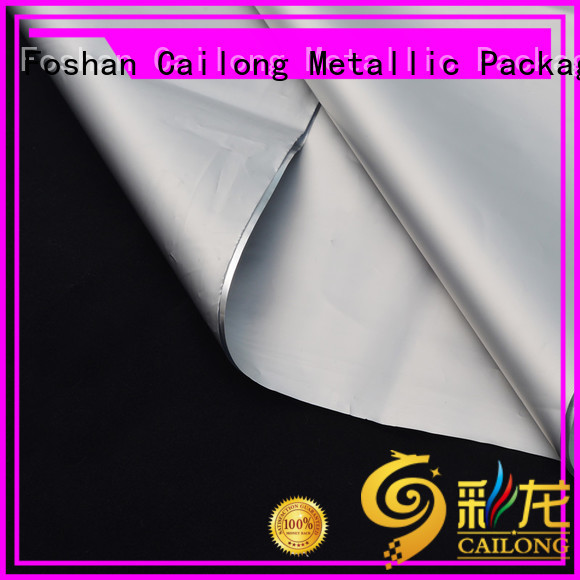 multiple metallised paper for wholesale for medical packages Cailong