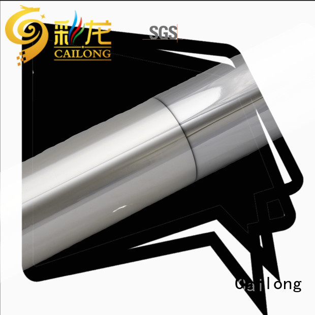 Cailong High barrier metallised polyester price for meat
