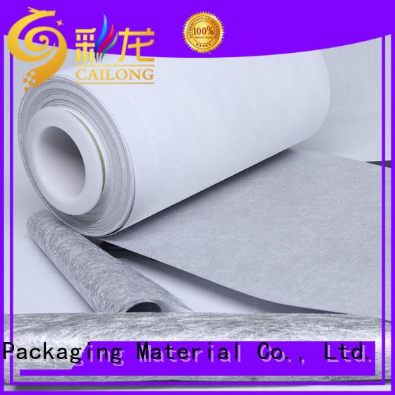 film metallized film bopp for advertising Cailong
