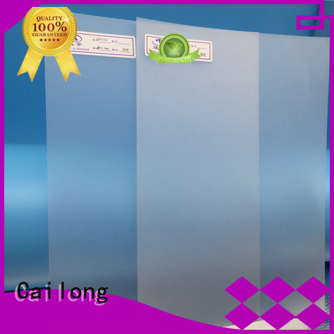 Opaque Color pc film light directly sale for automobiles