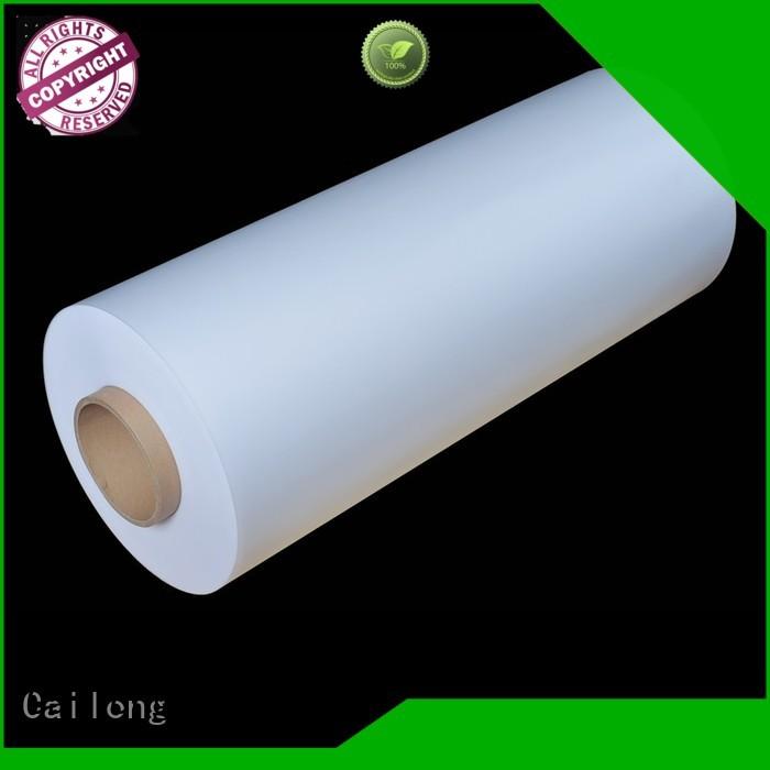 Cailong Transparent polycarbonate plastic customization for optical lenses