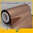 vacuum Copper Metallized PET Film factory price used for labels