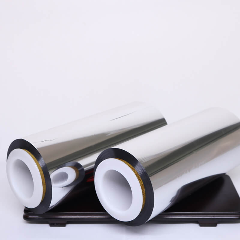 High barrier metallised film semimetallized marketing for product-2