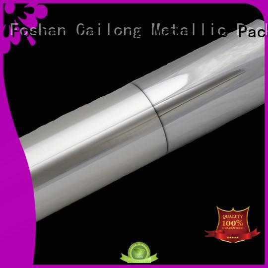 Window Metallized PET film ( Stripe metallizing film; Partial metallizing film)