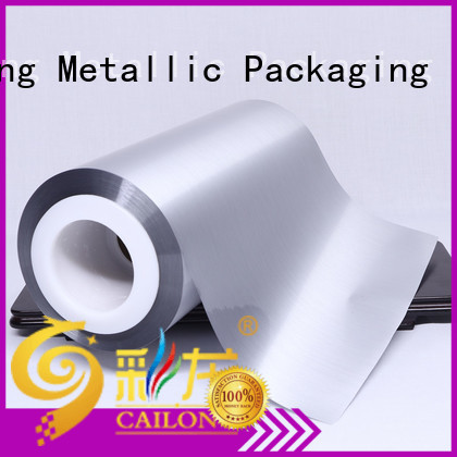 Cailong pet pet metalized for meat