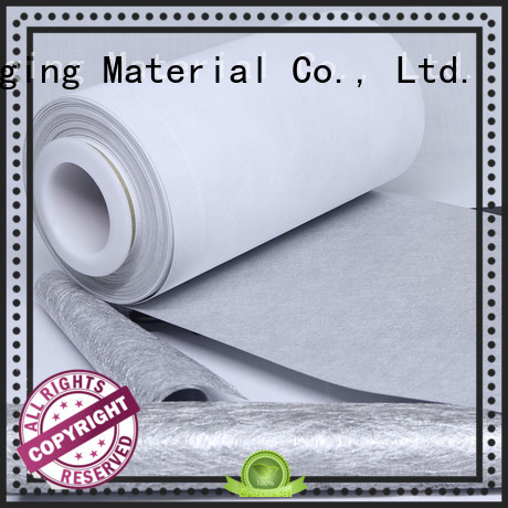 Vacuum Metallized metallized film nonwoven from manufacturer for advertising