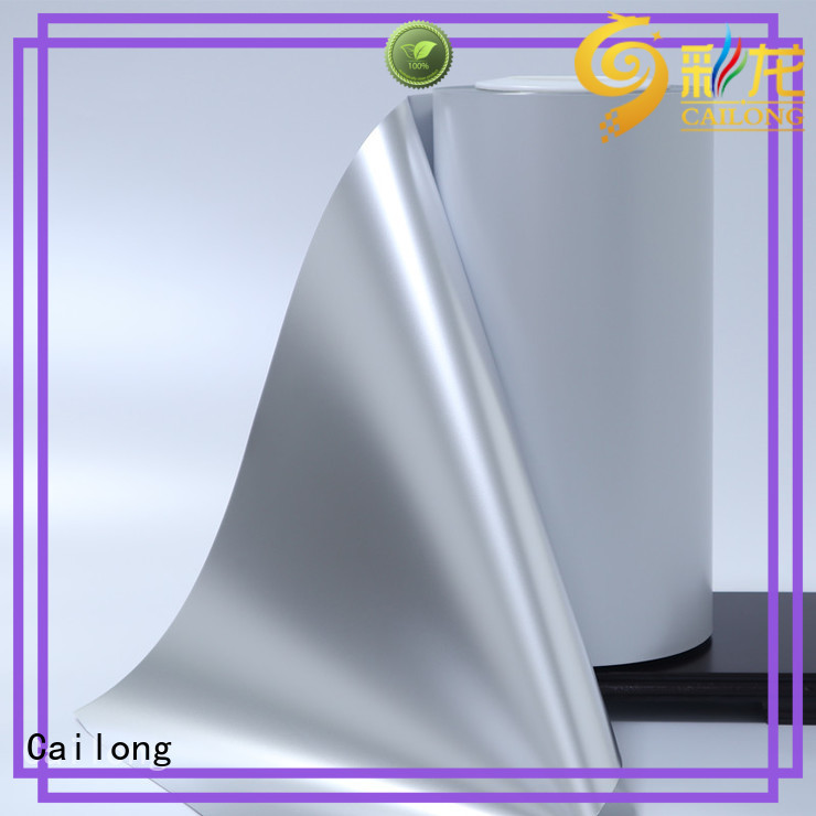 Cailong film metalized paper for-sale for product