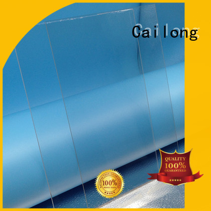 opaque polyester film sheets for automobiles Cailong
