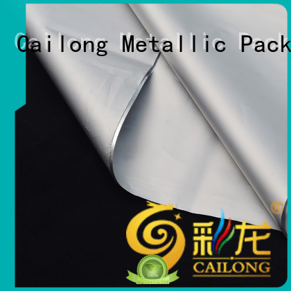 fine- quality metallized plastic film check now for cosmesics Cailong