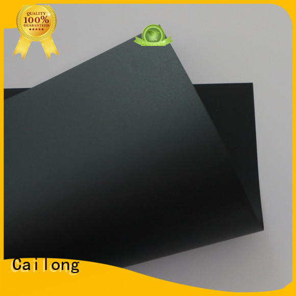 Cailong Light Guiding polycarbonate film roll diffusing for LED lighting