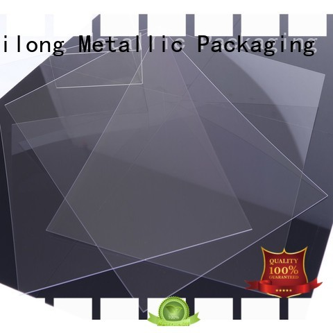 Cailong pc film for medical equipment
