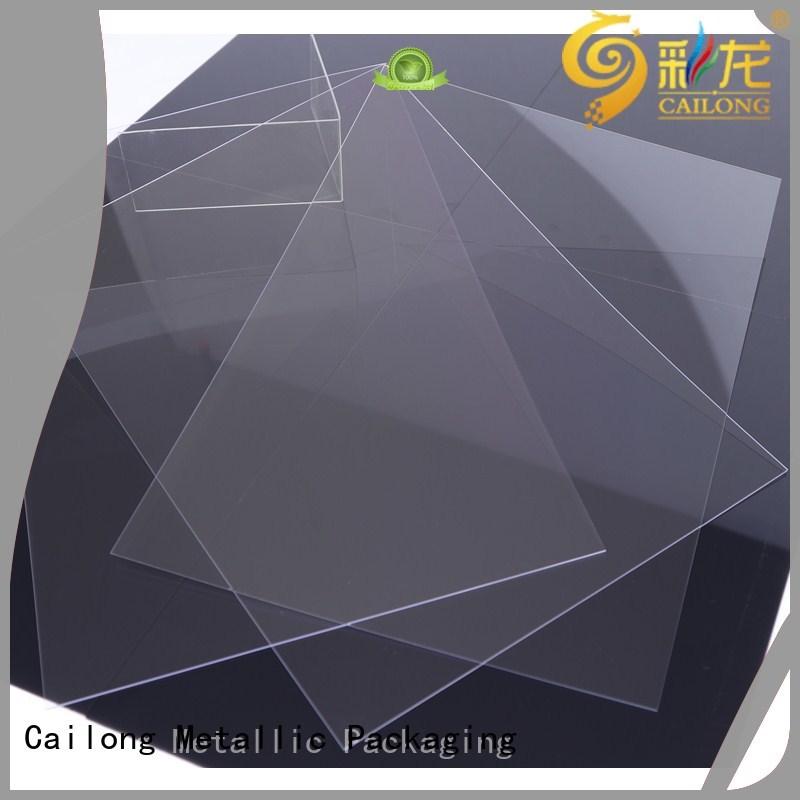 Printing grade Transparent PC