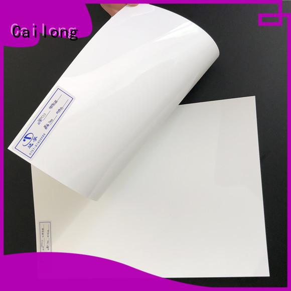 Cailong Light Guiding transparent polycarbonate sheet factory price for liquid crystal displays