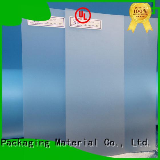 Cailong Reflective polycarbonate film grade for sporting goods