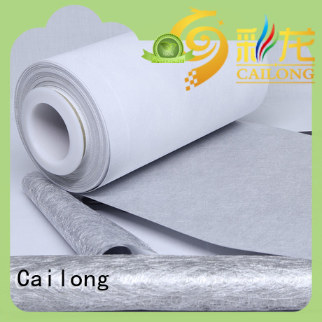 Cailong metallized metalized plastic sheet from manufacturer used for labels